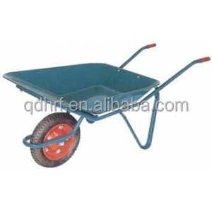 mini brick machine plastic tub wheel barrow WB1202