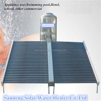 High quality and hot selling project solar water heater with 1000 liter