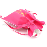 Luxury new design leather pouch for jewelry with high quality