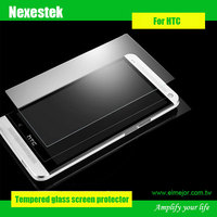 Nexestek 9H Explosion Proof tempered glass film for HTC