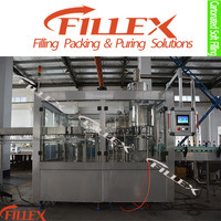 Energy Drink for Sparkling Juice of Soda Water Filling Equipment