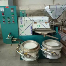 New condition CE approved flax seed peanut sunflower soybean palm coconut oil press machine /oil expeller/extractiing machine