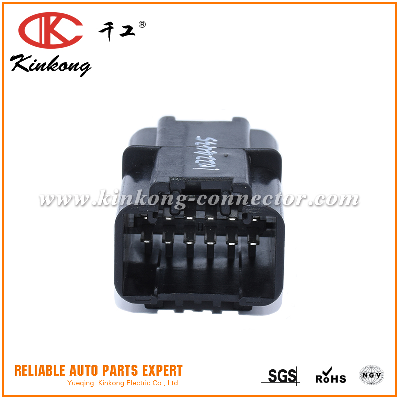 12 pin male waterproof socket housing auto connector 10224435