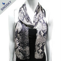 Promotional best fashion arab scarf for women