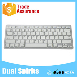 portable Wireless bluetooth keyboard for mac for macbook pro