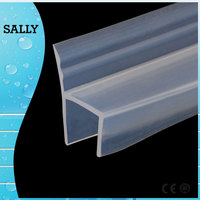 AC006 Competitive price 6mm sliding shower door seal