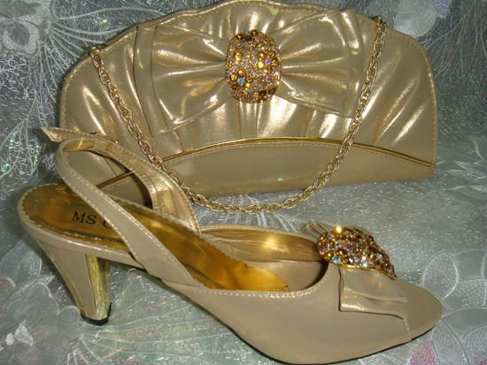 2012 fashion gold women high heel shoes