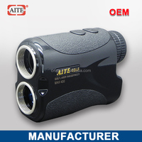 6*24 400m Laser Golf Rangefinder golf course lawn mower