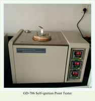 GD-706 Fire-resistant Oil Self-ignition Point Testing Instrument