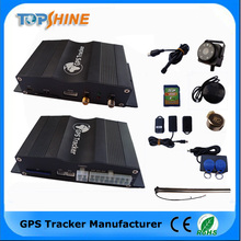 Topshine Can Customized Radio Shack GPS Car Tracker With RFID For Driver Identification