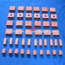 ceramic heating beads for ceramic heater pads/PWHT
