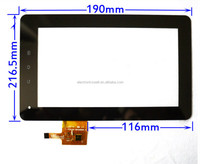 Wholesale 7 Inch Tablet PC Touch Screen, Digitizer, Panel, LCD Glass, Display For Flytouch C08S Fly Touch C08S PB70DR8065_01