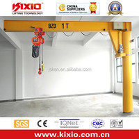 KIXIO 3 ton Small electric Jib Crane