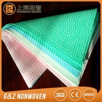nonwoven wipe tack rag/paintshop cleaning cloth