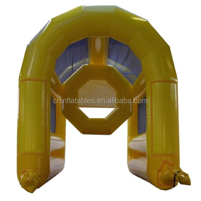 the best selling inflatable football volley vault, inflatable football game