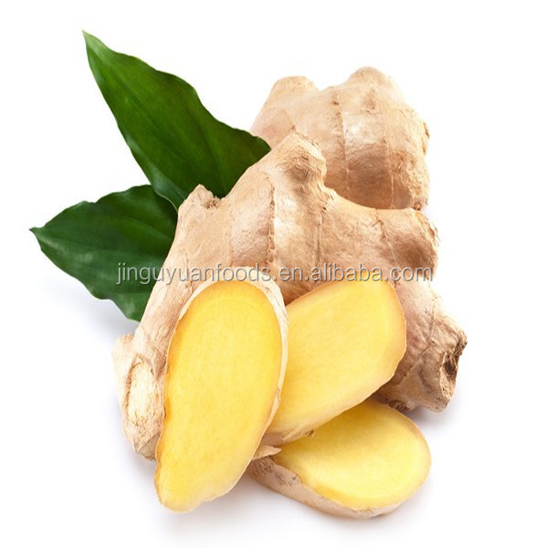 China factory manufacturer price IQF frozen peeled ginger