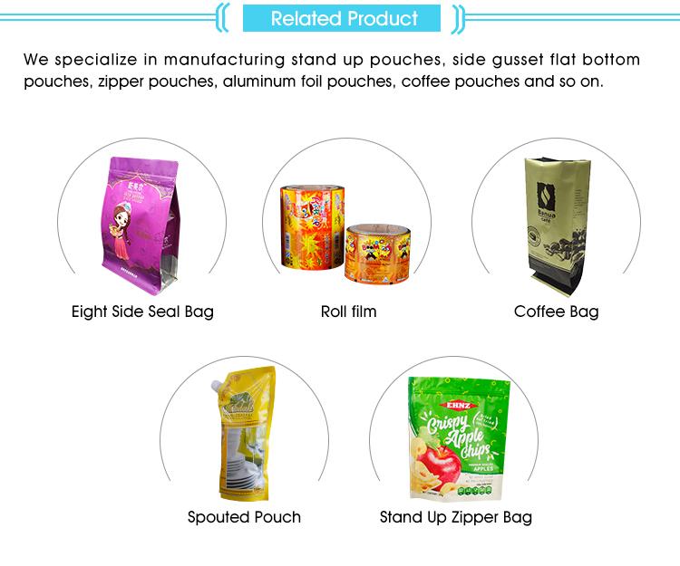 Ménage 500 ml Tiennent la Poche de Savon Liquide Emballage Sac avec Bec