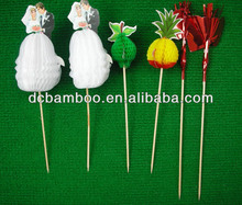 bamboo skewer various stick,flower sticks
