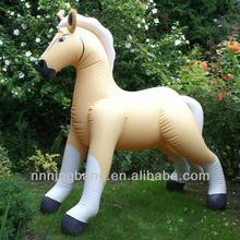 Inflatable PVC airtight mascot horse costume