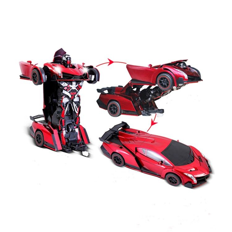 043667b-2.4G RC Stunt Robot Remote Control Deformation Flash Robot-2_05.jpg