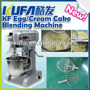 cake blending machine