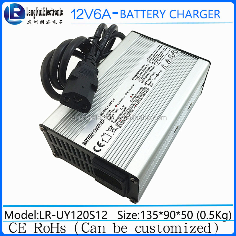 12V 24V 36V 48V 60V Battery Charger for Lead acid/Lithium/Lifepo4 Battery 80A 45A 30A 25A 20A