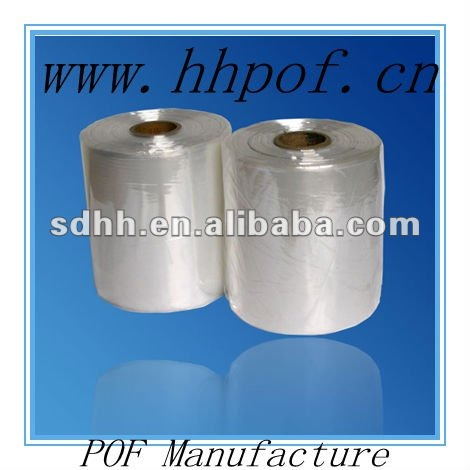 Linear Low density polyethylene (LLDPE) shrink film with FDA