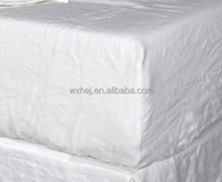 Complete Bed Set Duvet Cover Fitted Sheet Size Single Black White