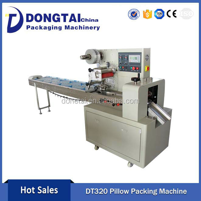 Complete Packaging Durable Cheese Packing Machine