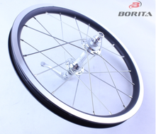 Hot Bicycle Parts Aluminum Alloy 16inch Bicycle Rim Bike Wheelsets