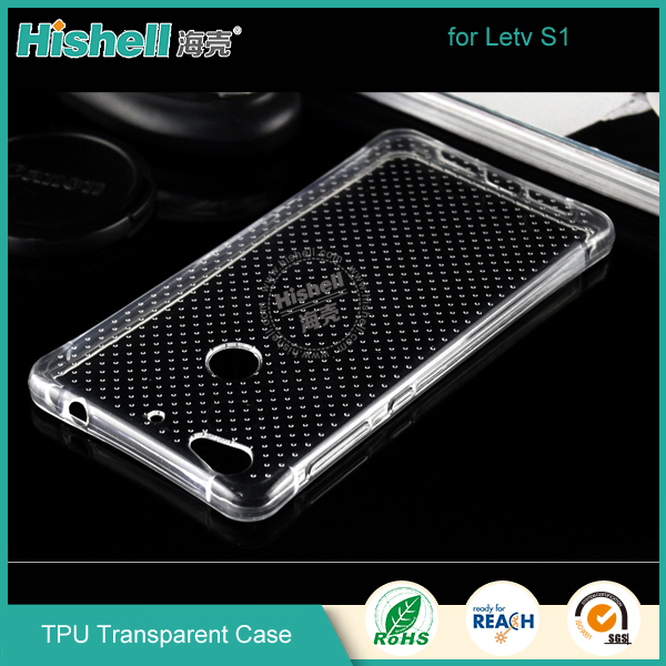 Best cell phone accessories TPU cellular case for Letv