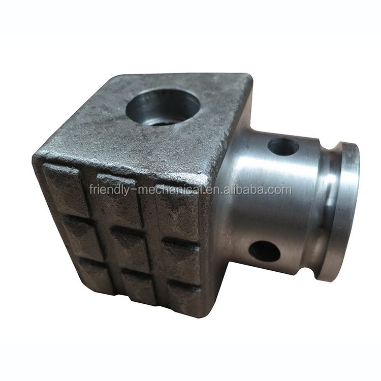 China Factory Price Useful Forged Parts/Ornamental Iron Forgings