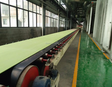 Professional gypsum board production line in ZIBO