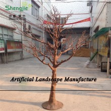 SJZJN 547 Wholesale Dry Tree Clad the Column Artificial Tree Without Leaves Used for Home And Wedding Ceremany
