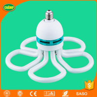 105W Flower shape energy saving light bulb