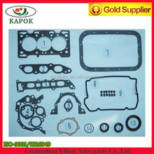 High quality engine F6A overhaul gasket set 11400-82860 11400-70830 fit for SUZUKI