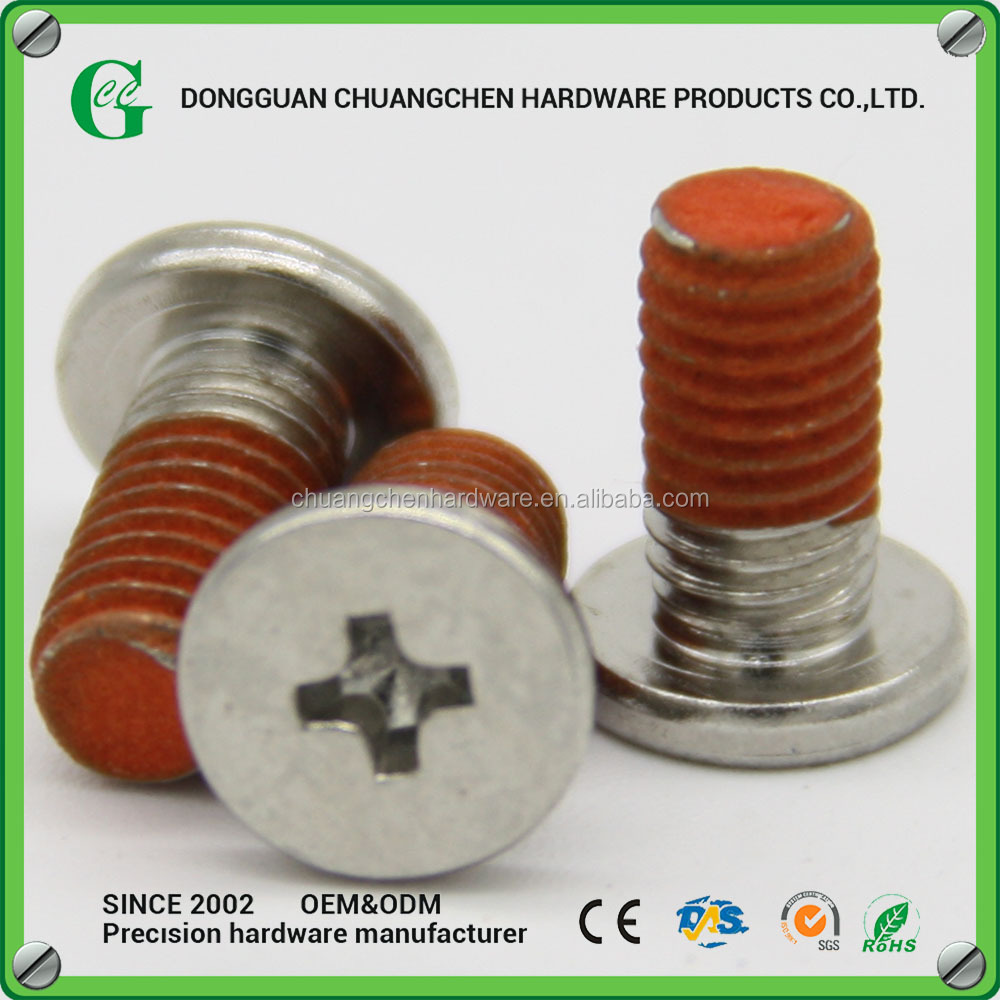Steel Phillips Round Head Screws/Screw Fasteners