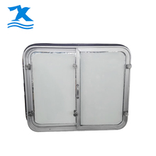 Wholesale price scuttle marine aluminium ship fixed window