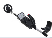 Outdoor starter 8 inch search coil Hobby Metal Detector for fun of Kids