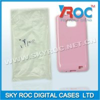 for Sam Galaxy S2 TPU Case i9100 case