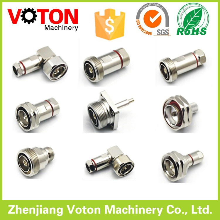 free samples stocking BNC right angle plug male RG316 RG174 rf coaxial cable connector