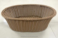 home storage home basket small wicker baskets with handles cheap wholesale plastic basket