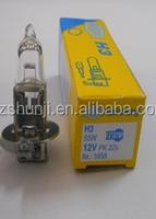original quality automotive light TRIFA halogen bulb H3 12V 55W