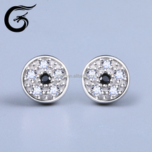 Fancy stud earing 925 sterling silver earring fashion jewelry