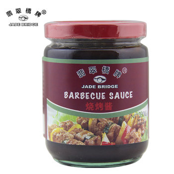 Hot Selling China Supplier 230g BBQ Sauce
