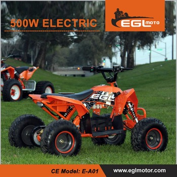 New kids electric ATV E-madix 500W Motor 36v battery