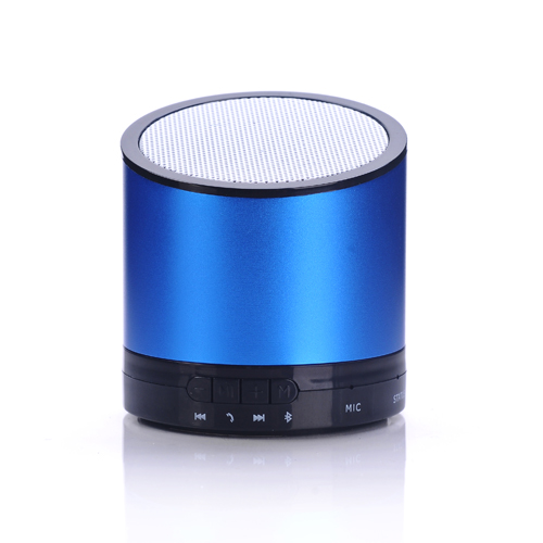 Russia!! Mini speaker music Player Mobile Music Spadeaker Portable Sound box with TF Card reader USB + FM Rio