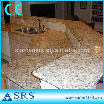 USA standard precut granite stone kitchen countertop