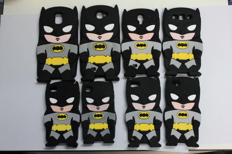 3D Cartoon Batman Soft Silicon <strong>Cover</strong> Phone Case For LG Optimus L70 L80 L90 G2 G3 Spirit G4 mini C90 Magna Bello 2 Max <strong>Q10</strong> K10