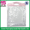 disposable and biodegradable pvc wire frame bag